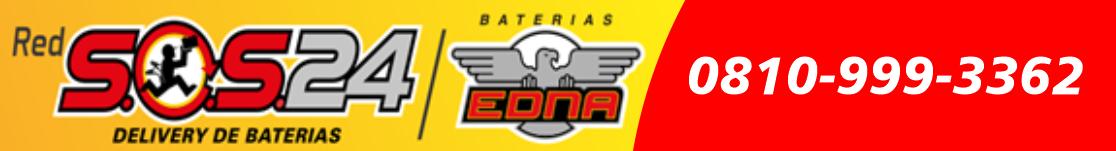 SOS 24 Delivery de Baterías